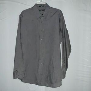 🎃Men's Oleg Cassini long sleeve dress shirt